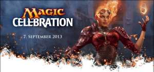 Magic the Gathering - 2 Booster + Starterdeck kostenlos (Magic Celebration )