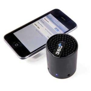 Veho Portable 360 Bluetooth Speake für 11.85€ @ Zavvi