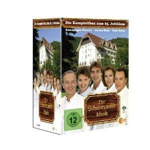Die Schwarzwaldklinik - Die Komplettbox zum 25. Jubiläum [24 DVDs]