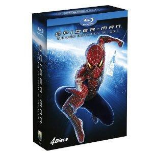 BLITZ-Angebot AMAZON: Spider-man Trilogie Blu-ray