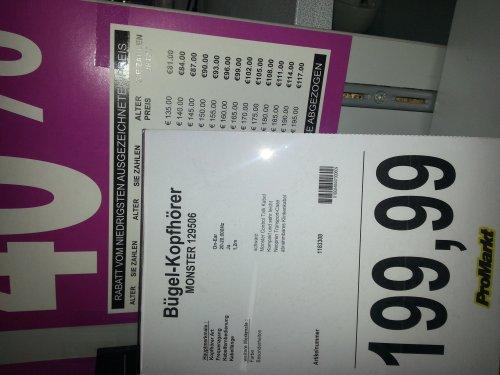 [Lokal] Beats by Dre Solo HD (Weiß & Schwarz) | 109€