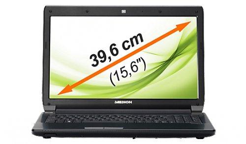 "MEDION® AKOYA® P6637 (MD98391) Notebook mit 15,6"" Full-HD Display & BluRay"