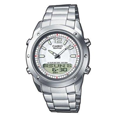 Analog/ Digital Casio Edifice Herren-Armbanduhr bei Amazon