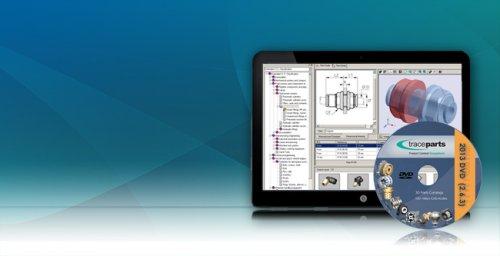 Kostenlose TraceParts DVD anfordern