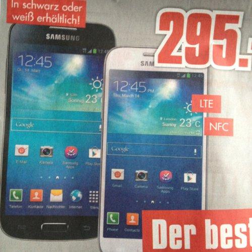 Lokal* Schossau Mönchengladbach: Samsung Galaxy S4 mini
