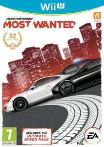 Wii U - Need for Speed: Most Wanted für 17,77€ @zavvi