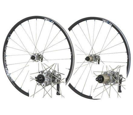 Ryde Adrenalin Laufradsatz 26 Zoll Alu/Carbonmix