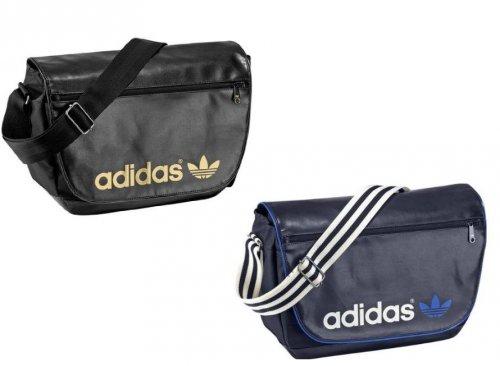 Adidas Originals Umhängetasche /  Laptoptasche AC Messenger in zwei Farben @ amazon (prime)