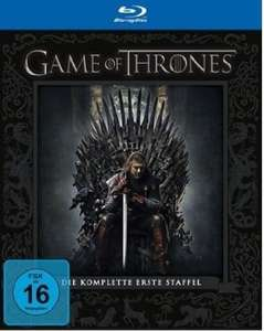 [Amazon] Game of Thrones, Blu Ray, Season 01, 20,00€