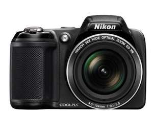 Nikon Coolpix L320 Digicam für 144,14 € @Amazon.co.uk