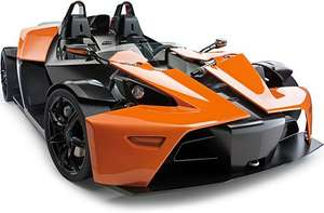 [HH] als Beifahrer in einen KTM X-Bow  27.09.-28.09.13