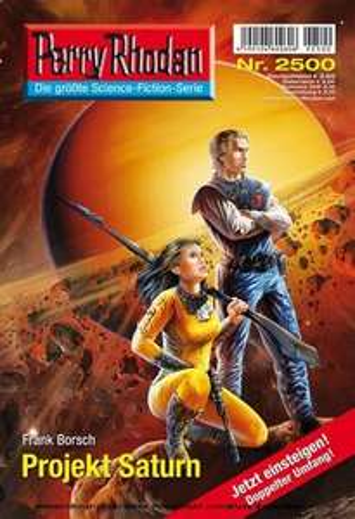 "kostenfrei ""Perry Rhodan"" eBook Projekt Saturn Autor Frank Borsch"