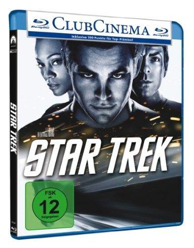 Star Trek [Blu-ray] für 7,90 € @amazon