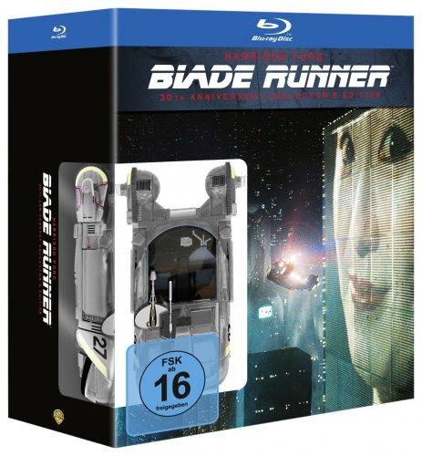 [Blu-ray] Blade Runner - 30th Anniversary Collector's Edition (Exklusiv bei Amazon.de)