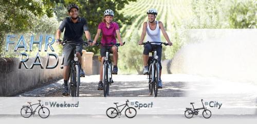 Tchibo Fahrräder 30% billiger!