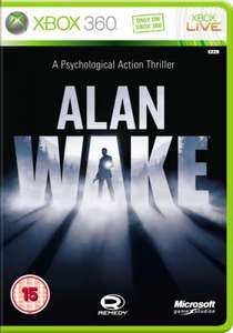 Alan Wake (360) für ca. 11,25 € [UK]