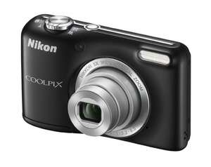 "Nikon™ - Digitalkamera Kit ""Coolpix L27"" (16MP,5xopt.,720p,4GB SDHC,Tasche) [B-Ware] ab €34,40 [@eBay.de]"