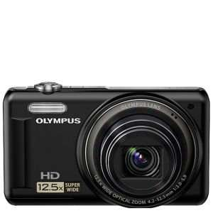 (UK) Olympus VR-320 Digital Kamera in 3 Farben (14MP, 12.5x Super Wide Optical Zoom, 3-Inch LCD) für ca. 62.95€ @ TheHut