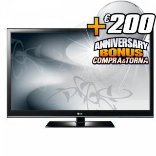 """LG PT353 42"""" Fernseher für rechnerisch 279 Euro (Italien)"""