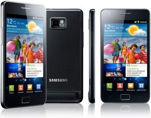 Samsung Galaxy S2 16 GB für 482,78€ und evtl 2x100min