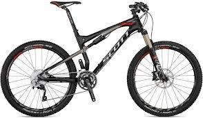 Scott Spark 610 2013 Fullsuspension Mountain Bike