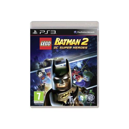 (UK) LEGO Batman 2: DC Superheroes [PS3/XBOX] für ca. 18.88€ @ Amazon