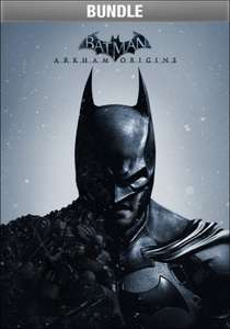 [tlw. Steam - Preorder] Batman: Arkham Origins and Batman AA + AC Game of the Year Pack @ Gamefly