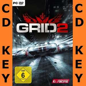 GRID 2  | Steam Download Key
