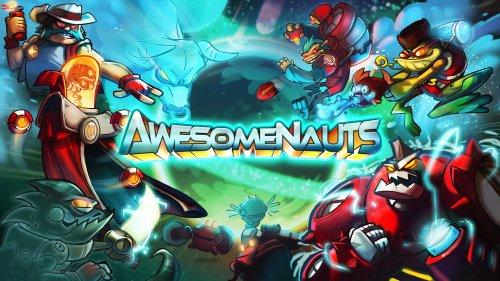 [Steam] Awesomenauts Free Week + 66% off