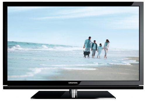 Grundig 40VLE8003 BL 101,6 cm (40 Zoll) 3D LED-Backlight-Fernseher, EEK A (Full HD, 400Hz PPR, DVB-T/S/C, CI+, SmartTV) schwarz - Amazon TV-Deal-Wochen