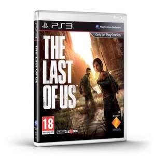 LAST OF US PS3 (UK-Version) 22,36€ inkl.VSK @Play-Asia