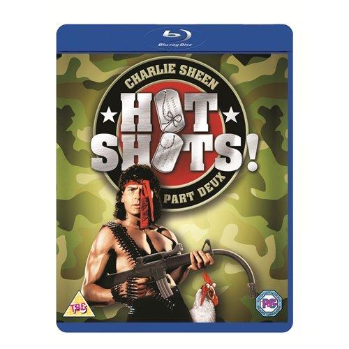 Blu-ray - Hot Shots! - Der zweite Versuch (Part Deux) für €5,90 [@Wowhd.co.uk]