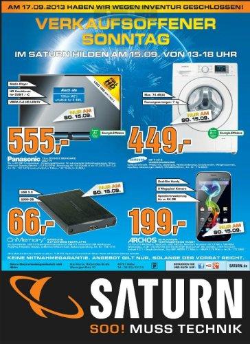 Samsung WF 7 AF 5 Waschmaschine für 449€