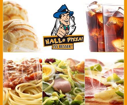 """Lokal@ Dresden: """"Hallo Pizza"""" ab 7,50€  statt 30€"""