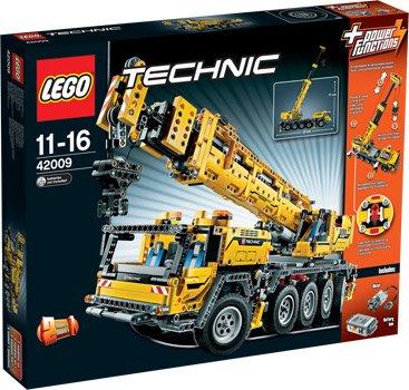Lego 42009 Schwerlastkran Paypal Exklusivangebot bei Intertoys