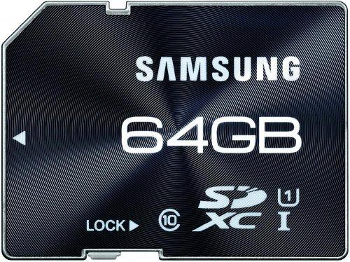 Samsung Pro SDXC 64GB Class 10 UHS-I für 45€ @Digitalo