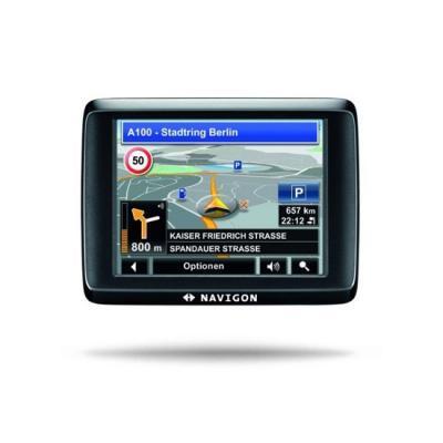 @ebay Navigon 1400 - Customized Maps Navigationssystem //Vom Hersteller generalüberholt