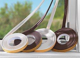 (Kaufland) Fenster und Türen Profildichtung 1,99€