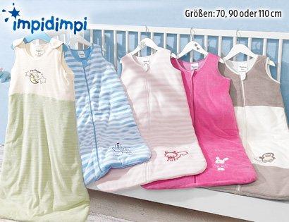 Baby-Schlafsack 70cm 90cm oder 110cm - 9,99 - lokal - ALDI SÜD