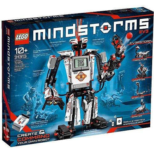 Lego Mindstorms EV3 - der nagelneue verbesserte Robbie
