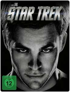 Star Trek XI - Steelbook [Blu-ray] [Limited Edition] für 13€ @Saturn