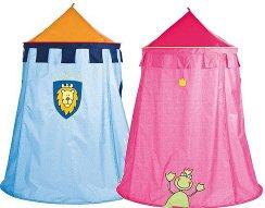 Galeria Kaufhof online - Sigikid Kinderzelt Pinky Queeny oder Ritter Rettich für 53,99 inkl. Versand