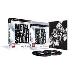 [Chillmo] Metal Gear Solid: The Legacy Collection (PS3) für 15 EUR inkl. VSK