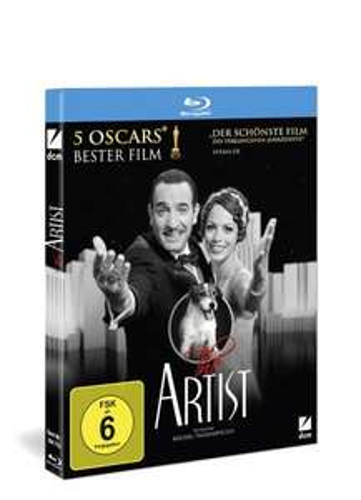 [Blu-ray] The Artist @ Amazon