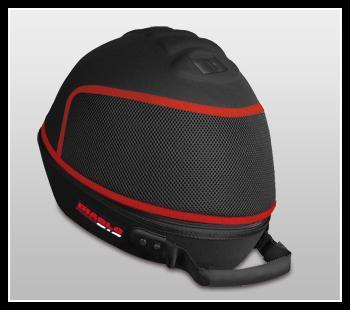 Helmtasche Gratis gibts beim Kauf von einem Satz Pirelli Motorradreifen