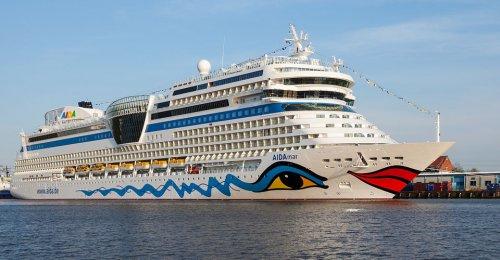 Kreuzfahrt: AIDAmar westl. Mittelmeer inkl. Flug ab 449€