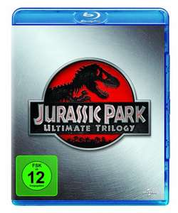 Jurassic Park - Ultimate Trilogy [Blu-ray] [Limited Edition] @Amazon