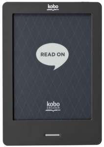 eBook Reader Kobo, Touch Edition, 49,00 Euro @ ebay