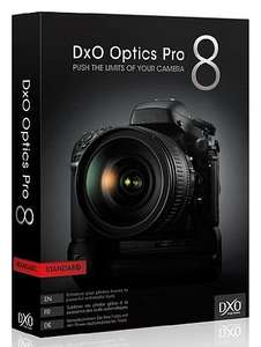 DxO 8 Optics Pro Standard Win/Mac OS X 72,99€ inkl. Versand - Preisfehler?