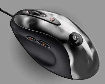 Der Klassiker unter den Gamermäusen MX 518 von Logitech